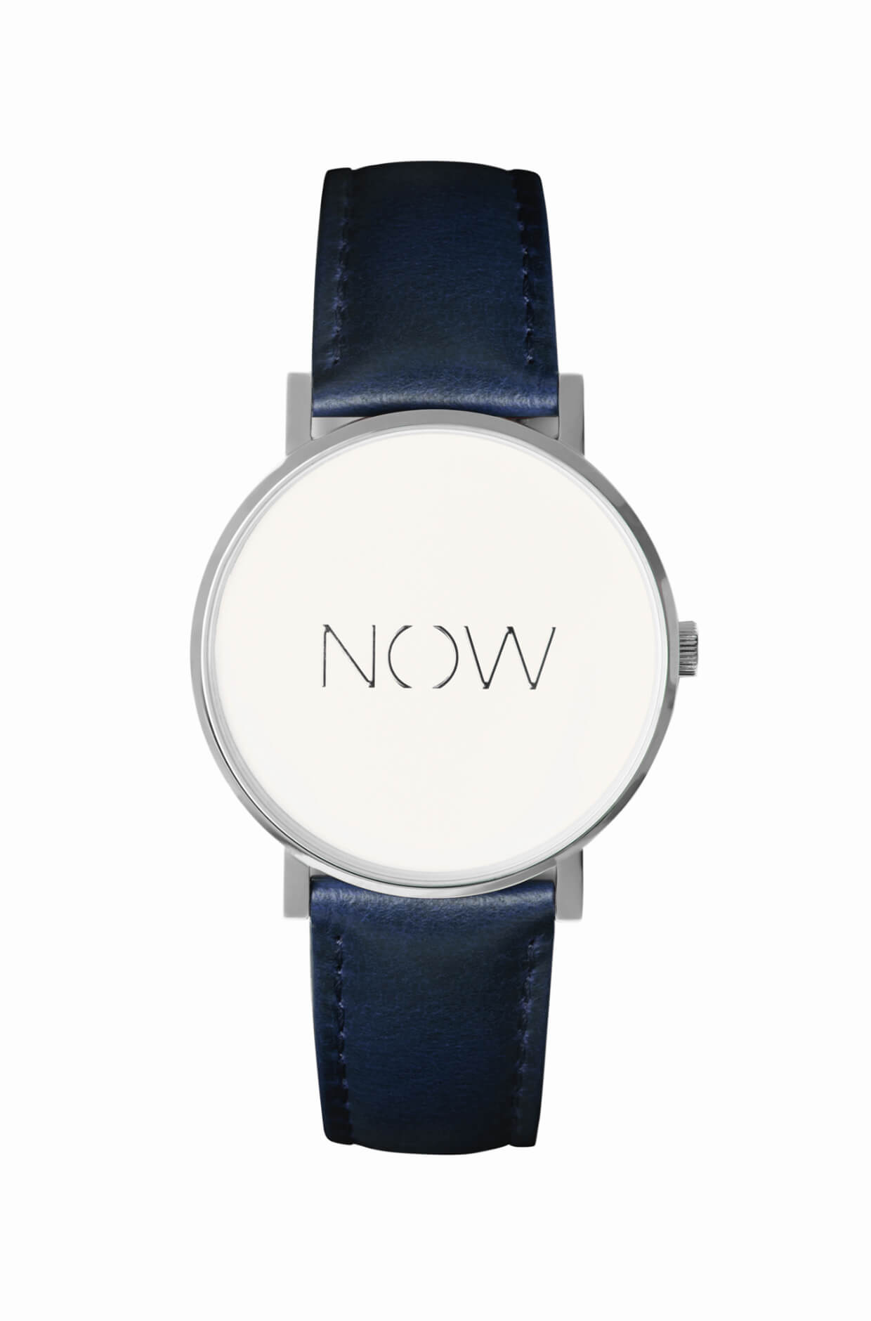 the watch now bold blue